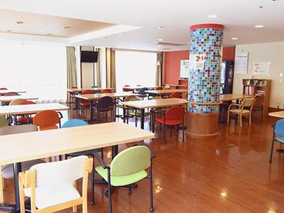 3病棟 食堂ホール