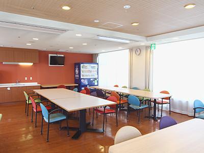 6病棟 食堂ホール