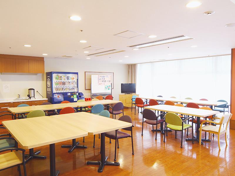 4病棟 食堂ホール